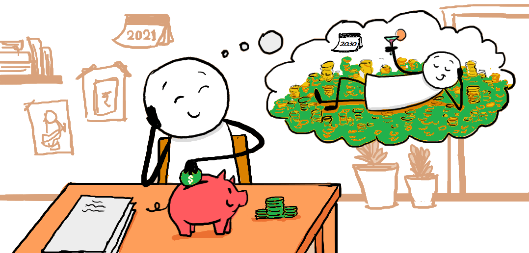 What is the Importance of saving money for the future